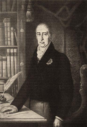 Joseph Thaddaeus von Sumerau (Guts- und Forstverwaltung DI Dr. Alfred Schreiberhuber)