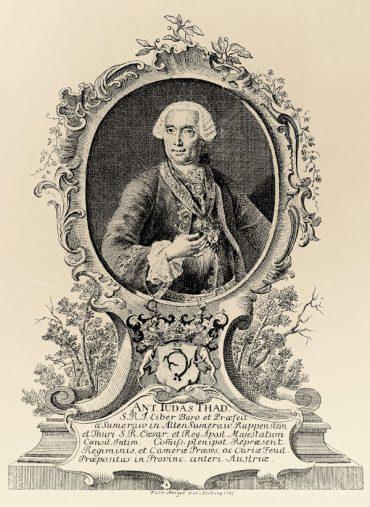 Anton Thaddäus von Summerau (Guts- und Forstverwaltung DI Dr. Alfred Schreiberhuber)