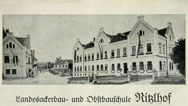 Gut Ritzlhof (Guts- und Forstverwaltung DI Dr. Alfred Schreiberhuber)